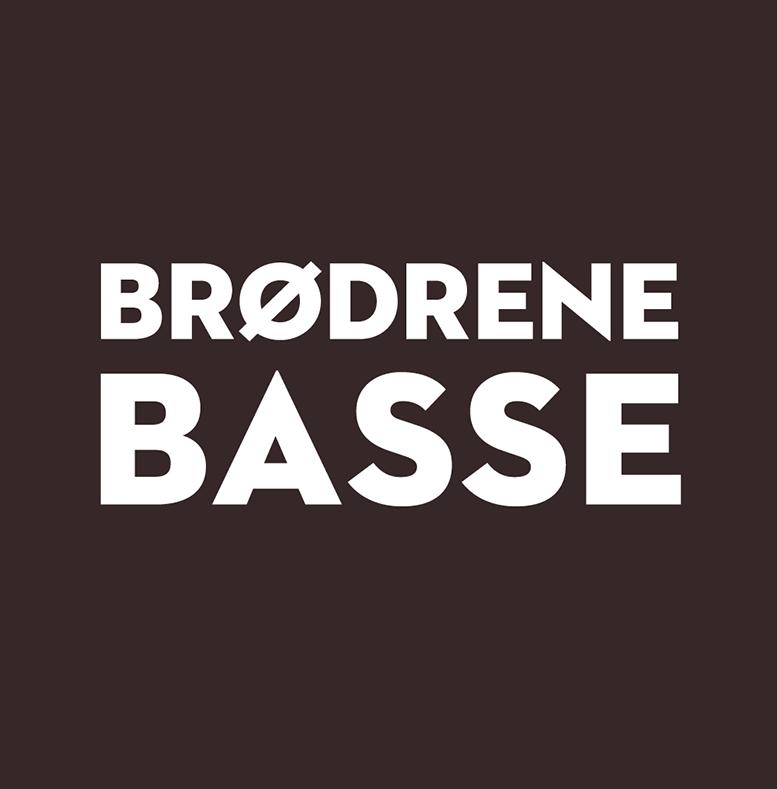 basse malene kyed logo design