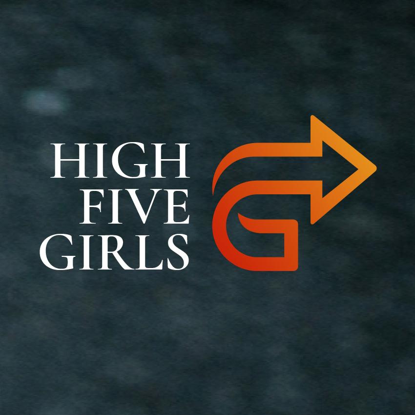highfive logo malene kyed